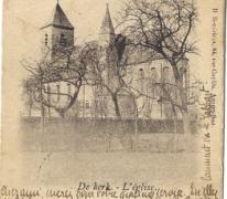 Sint-Michaëlkerk, Sint-Lievens-Houtem, 1902