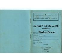 Loonboekje, Merelbeke, 1940
