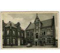 Brusselsesteenweg Melle : oud Gemeentehuis