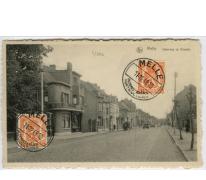 Melle Steenweg op Brussel