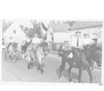 Paardenommegang Sint Antonius, Sint-Lievens-Houtem