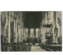 MELLE. Intérieur de l' Eglise