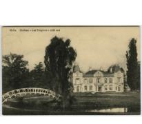 """Melle. Château """"Les Fougères"""" coté sud"""