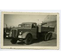 Vrachtwagen, Bottelare, 1945-1955