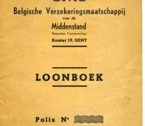 Loonboekje, Bottelare, 1959-1960