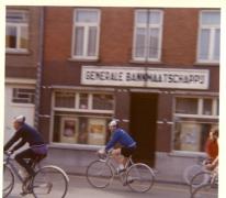 Wielerwedstrijd, Sint-Lievens-Houtem, 1970-1980