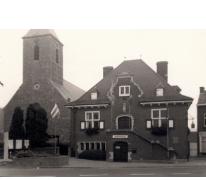 Gemeentehuis, Sint-Lievens-Houtem, 1988