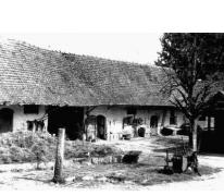 Hof te Letterhoutem, Zuidzijde, Sint-Lievens-Houtem