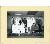 Verkleed als Arabier, Sint-Lievens-Houtem, 1970-1980