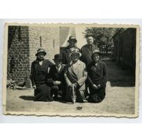 Samen naar de processie, Scheldewindeke, 1929