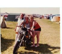 Gek doen op de camping, Bredene, 1970-1980