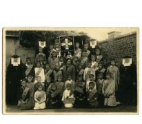 Met de klas op de foto, Scheldewindeke, 1929