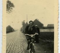 Op de fiets, Scheldewindeke, 1950-1960
