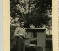 Ik zie zo graag mijn duivenkot, Bambrugge, 1955-1960