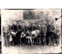 Wapenstilstand 11 november, Sint-Lievens-Houtem, 1918