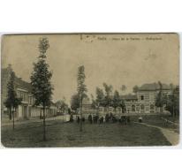 Melle - Place de la Station - Statieplaats