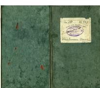 Inschrijvingsboekje, Vlierzele, 1903-1919
