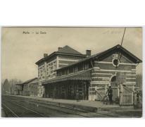 Melle - La Gare