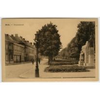 Melle.- Stationstraat