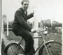 Op de fiets, Melle, 1960-1980