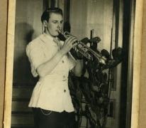 Trompettist, Melle, 1950-1970