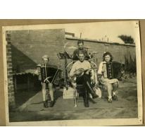 Muziekkapel, Melle, 1950-1970
