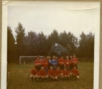 Cafévoetbalploeg, Melle, 1970-1990