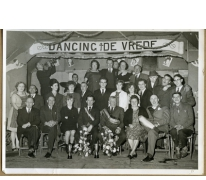 Schuttersgilde, Merelbeke, 1950-1970