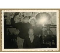 Verkleed op de foto, Melle, 1960-1980