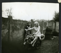 Gek doen op de moto, Melle, 1960-1980