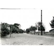 """Tram van de lijn Gent-Geraardsbergen, Gent """"De Sterre"""", 1936"""