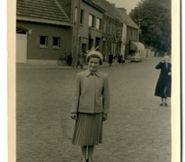 Heilig Vormsel, Oosterzele, 1954