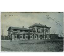 MELLE La Gare