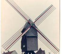 Vinkemolen, Oosterzele, 1950-2000