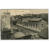 MELLE Statie - Station