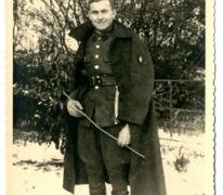Soldaat in de sneeuw, 1930-1950