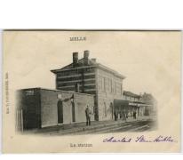 MELLE La station