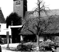Hof te Letterhoutem, Binnenhof, Zuidzijde, Sint-Lievens-Houtem
