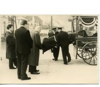 Begrafenis, Overmeren, 1950
