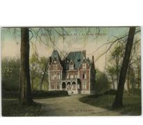 MELLE Château de M. J. de Potter d'Indoye