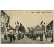 Melle - Appelhoek - Pendant la Kermesse II