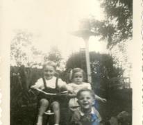 Plezier in de tuin, Balegem, 1951