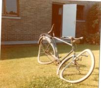 Kromme fiets, Balegem, 1978