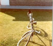 Fietswrak, Balegem, 1978