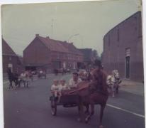 Sint-Fledericusommegang, Vlierzele, 1977