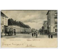 Melle. Brusselsesteenweg 1905