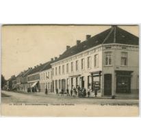 Brusselschensteenweg te Melle