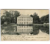 MELLE Chateau de M. le baron Pycke