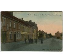 Melle - Chaussée de Bruxelles - Brusselschensteenweg