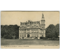 ENVIRONS DE MELLE. - Château de Runenborg